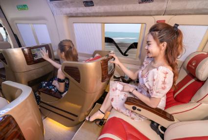 limousine long hải